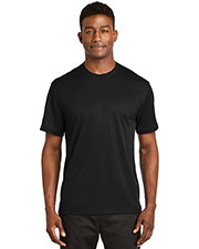 Sport-Tek K468 Men Dri Mesh Short-Sleeve T-Shirt at GotApparel