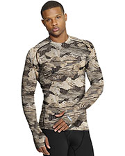 Duofold by Champion KDC1P Men THERMatrix Printed Crew at GotApparel