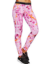 Duofold by Champion KDC4P Women THERMatrix Printed Pants at GotApparel