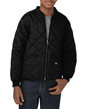 Dickies KJ242 Youth Quilted Nylon Jacket at GotApparel