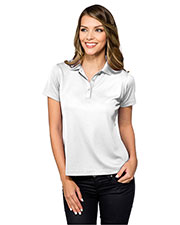 TM Performance KL020 Women's Vital Short-Sleeve Polo Shirt at GotApparel