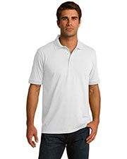 Port & Company KP55 Men 55Ounce Jersey Knit Polo at GotApparel