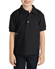 Dickies KS3552 Youth Short-Sleeve Pique Polo at GotApparel
