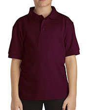 Dickies KS4552 Boys Short-Sleeve Performance Polo at GotApparel