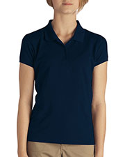 Dickies KS952 Girls Short-Sleeve Performance Polo at GotApparel