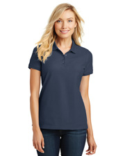 Port Authority L100  ® Ladies Core Classic Pique Polo. . at GotApparel