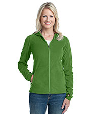 Port Authority L225 Women Microfleece Hoodie at GotApparel