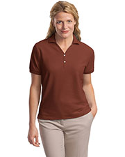Port Authority L448 Women 100% Pima Cotton Polo at GotApparel