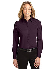 Port Authority L608 Women Long Sleeve Easy Care Shirt at GotApparel