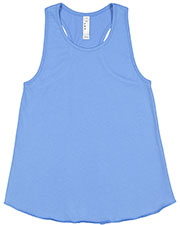 Girls Relaxed Racerback Premium Jersey Tank at GotApparel