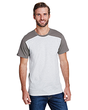 LAT LA6911 Men Forward Shoulder T-Shirt at GotApparel