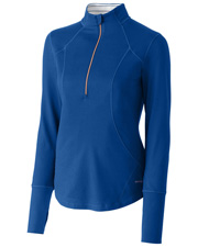 Cutter & Buck LAK06376  L/S Nerina Half Zip at GotApparel