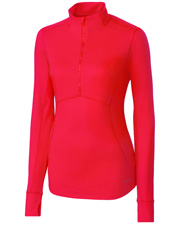 Cutter & Buck LAK06377  L/S Izaria Half Zip at GotApparel