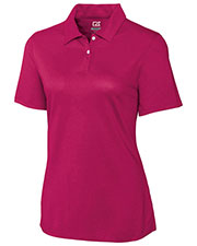 Cutter & Buck LCK02357 Women DryTec Elliott Bay Polo at GotApparel