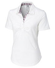 Cutter & Buck LCK02438 Women Nano Drytec Luxe S/S Candy Shop Polo at GotApparel