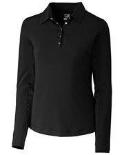 Cutter & Buck LCK08650  L/S Luca Polo at GotApparel