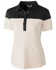 Cutter & Buck LCK08694  S/S James Colorblock Polo at GotApparel