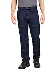 Dickies LD200 Men Industrial Workhorse Denim Pant at GotApparel