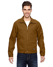 Dickies LJ539 Men's 10 oz. Industrial Duck Jacket at GotApparel