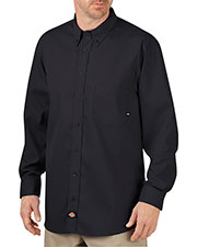 Dickies LL505T Unisex Tall Industrial Flex Comfort Long-Sleeve Shirt at GotApparel