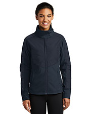 Custom Embroidered OGIO LOE722 ENDURANCE Ladies Brink Soft Shell at GotApparel