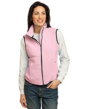 Port Authority LP79 Women RTek Fleece Vest at GotApparel
