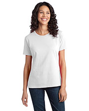Port & Company LPC150 Women Essential Ring Spun Cotton T-Shirt at GotApparel