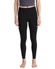 Sport-Tek LPST891 Women High Rise 7/8 Legging at GotApparel