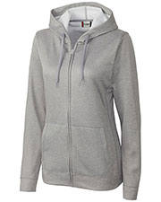Clique New Wave LQK00046 Women Lady Vaasa Full Zip Hoodie at GotApparel