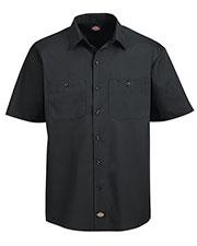 Dickies Workwear LS516 Adult 4.25 Oz. Work Tech With Aero Cool Mesh Premium Performance  Shirt at GotApparel
