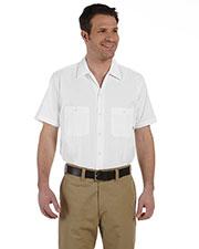 Dickies Workwear LS535 Men 4.25 Oz. Industrial Short-Sleeve Work Shirt at GotApparel