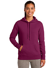 Sport-Tek LST254 Women Pullover Hooded Sweatshirt at GotApparel