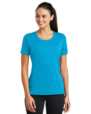 Sport-Tek LST320  ® Ladies Posicharge® Tough Tee?. . at GotApparel