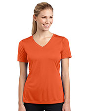 Sport-Tek LST353 Women PosiCharge Competitor™ V-Neck Tee at GotApparel