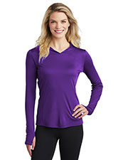 Sport-Tek LST358 Women 3.8 oz Competitor Hooded Pullover at GotApparel