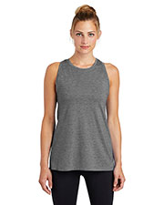 Sport-Tek LST402 Ladies 4.4 oz PosiCharge Tri-Blend Wicking Tank at GotApparel