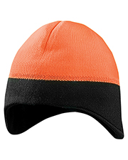 OccuNomix LUXEWRB Unisex Reflective Ear Warming Beanie at GotApparel