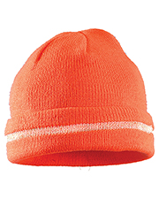 OccuNomix LUXKCR Unisex Hi-Viz Knit Cap at GotApparel