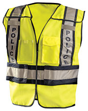 OccuNomix LUXPSP Men Premium Solid Public Safety Police Vest at GotApparel