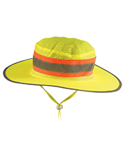 OccuNomix LUXRNG Unisex High Visibility Ranger Hat at GotApparel