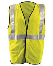 OccuNomix LUXSSGC Men Premium Flame Resistant HCR 1 Mesh Vest at GotApparel