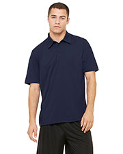 All Sport M1709 Men for Team 365 Performance ThreeButton Mesh Polo at GotApparel