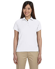 Harriton M280W Women's 5 oz. Blend-Tek™ Polo at GotApparel