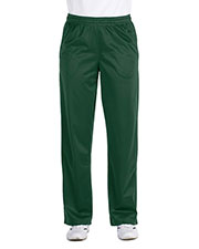 Harriton M391W Women Tricot Track Pants at GotApparel