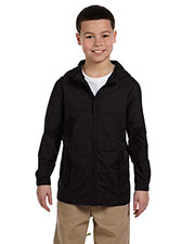 Harriton M765Y Boys Essential Rainwear at GotApparel