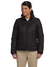 Harriton M797W Women Essential Polyfill Jacket at GotApparel