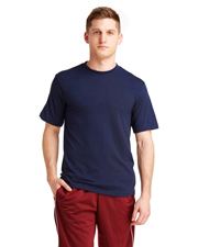 Soffe M805 Men Adult T-Shirt Dri-Rel 85/15 Poly/Cotton at GotApparel