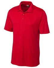 Cutter & Buck MCK00665 Men Drytec Sullivan Embossed Polo at GotApparel