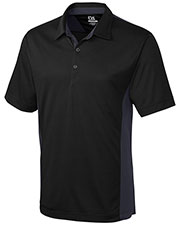 Cutter & Buck MCK00988 Men Drytec Willows Colorblock Polo at GotApparel