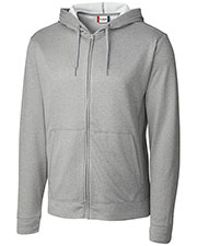 Clique New Wave MQK00054 Men Vaasa Full Zip Hoodie at GotApparel